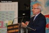 Valcárcel resalta la colaboración entre la Administración regional y las asociaciones de enfermedades raras
