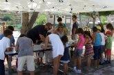 Unas 200 personas se sumergen en el mundo de los anfibios de Sierra Espuña