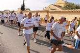Un centenar de personas corren junto a ´MABS´ en Camposol