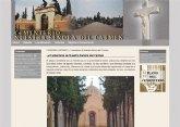 La web del cementerio municipal Nuestra Señora del Carmen recibe más de 260.000 visitas desde que se puso en marcha hace tres años