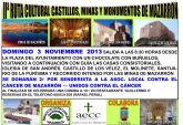 La ruta senderista a Bolete ya está completa pero la AECC ofrece la posibilidad de realizar en una ruta cultural