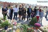 La agrupacion socialista de Totana rinde homenaje a las personas que lucharon por la libertad
