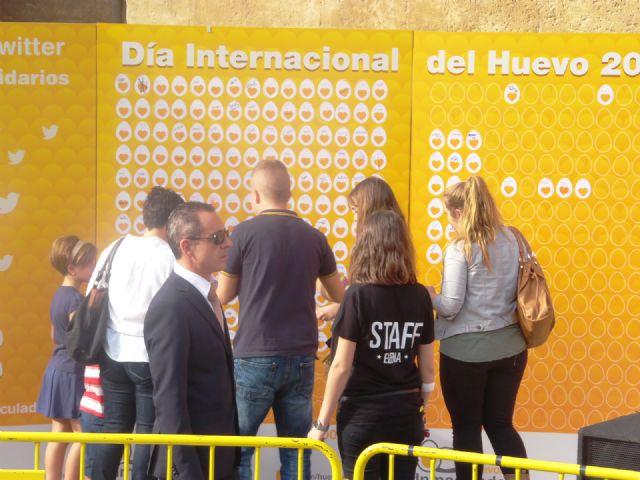 Huevos Inmaculada celebró el Día Internacional del Huevo, Foto 5