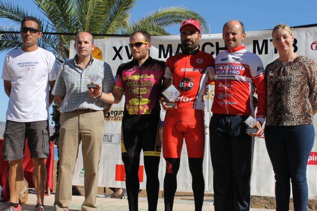Mazarrón vive una gran fiesta ciclista con la XVIII Marcha MTB Bahía de Mazarrón, Foto 1