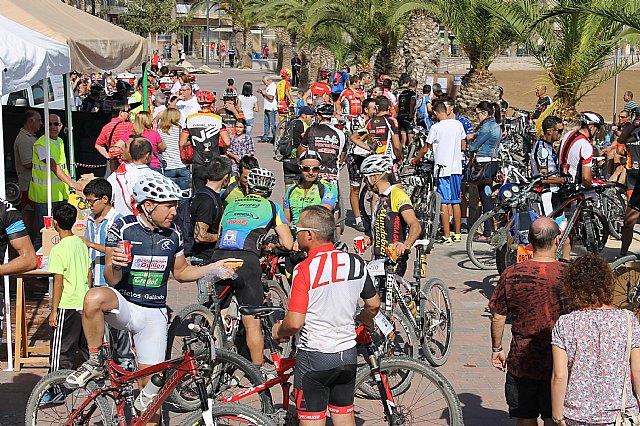 Mazarrón vive una gran fiesta ciclista con la XVIII Marcha MTB Bahía de Mazarrón, Foto 3