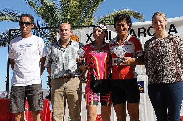 Mazarrón vive una gran fiesta ciclista con la XVIII Marcha MTB Bahía de Mazarrón, Foto 4