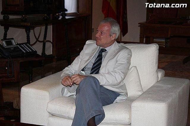 El PSOE pide que la alcaldesa sea exigente con Valcárcel, Foto 1
