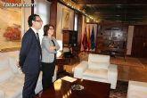 La alcaldesa pide a Valcárcel que medie con el Ministerio de Agricultura para regularizar los terrenos de secano - 2