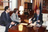 La alcaldesa pide a Valcárcel que medie con el Ministerio de Agricultura para regularizar los terrenos de secano - 7