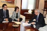 La alcaldesa pide a Valcárcel que medie con el Ministerio de Agricultura para regularizar los terrenos de secano - 9