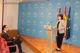 La alcaldesa pide a Valcárcel que medie con el Ministerio de Agricultura para regularizar los terrenos de secano - 11