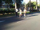 Atletas del Club Atletismo Totana participaron este fin de semana en la Yeti Trail y en la I Maratón de Murcia - 21