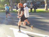Atletas del Club Atletismo Totana participaron este fin de semana en la Yeti Trail y en la I Maratón de Murcia - 24