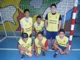 La concejalía Deportes organiza la primera jornada de la fase local de futbol sala cadete, correspondiente al programa de Deporte Escolar