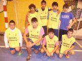 La concejalía Deportes organiza la primera jornada de la fase local de futbol sala cadete, correspondiente al programa de Deporte Escolar - 3