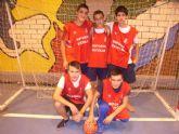 La concejalía Deportes organiza la primera jornada de la fase local de futbol sala cadete, correspondiente al programa de Deporte Escolar - 5