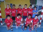 La concejalía Deportes organiza la primera jornada de la fase local de futbol sala cadete, correspondiente al programa de Deporte Escolar - 6