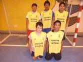 La concejalía Deportes organiza la primera jornada de la fase local de futbol sala cadete, correspondiente al programa de Deporte Escolar - 8