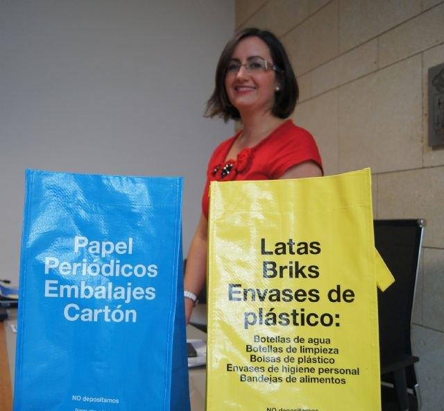 La concejalía de Medio Ambiente pone en marcha la campaña Recicla y gana, Foto 3