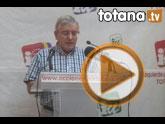 Rueda de prensa IU-verdes sobre la reforma de la Administración Local