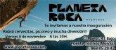Mañana viernes se inaugura Planeta Roca en Puente Tocinos (Murcia)