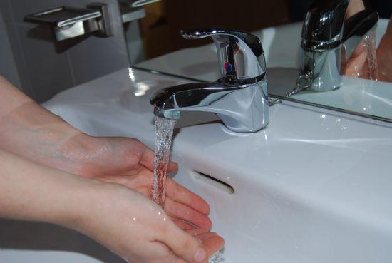 El lunes 11 se cortará el suministro de agua potable por las obras de la presa de toma, Foto 1