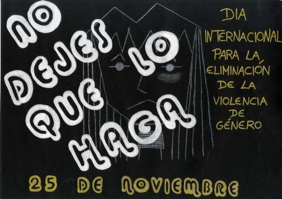 Las actividades conmemorativas del Día Internacional contra la Violencia de Género comienzan el próximo martes 12 de noviembre, Foto 1