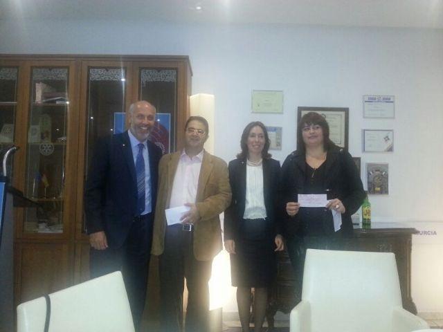 D´Genes y FEDER agradecen el apoyo de Rotary, Foto 3