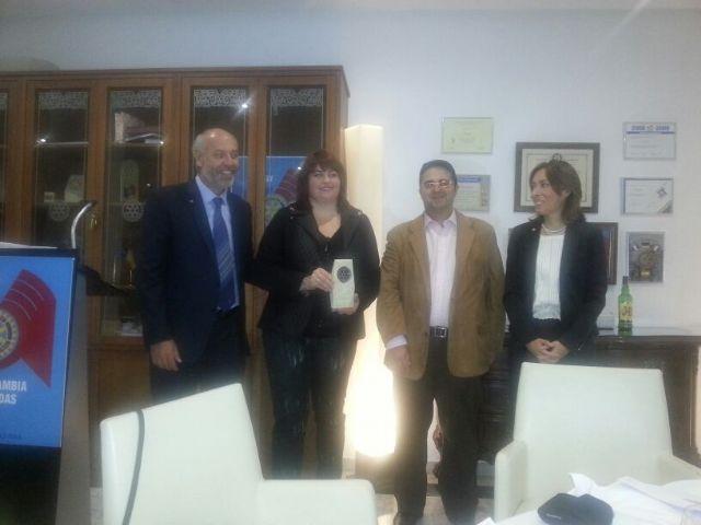 D´Genes y FEDER agradecen el apoyo de Rotary, Foto 4
