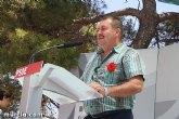 Una amplia representación de la Agrupación Socialista de Totana participará este fin de semana en la conferencia política del PSOE