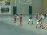 Segunda derrota del cadete ante Caravaca. Escuela Municipal Caravaca 79- 47 CB Totana