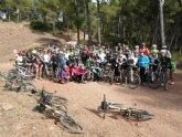 2º encuentro femenino de ciclistas