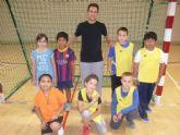 Comienza la fase local de multideporte benjamín de Deporte Escolar, organizada por la concejalía de Deportes