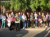 Las actividades conmemorativas del Día Internacional Contra la Violencia de Género comenzaron ayer con una caminata urbana - 3