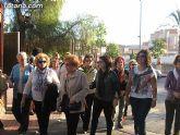 Las actividades conmemorativas del Día Internacional Contra la Violencia de Género comenzaron ayer con una caminata urbana - 4