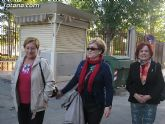 Las actividades conmemorativas del Día Internacional Contra la Violencia de Género comenzaron ayer con una caminata urbana - 5