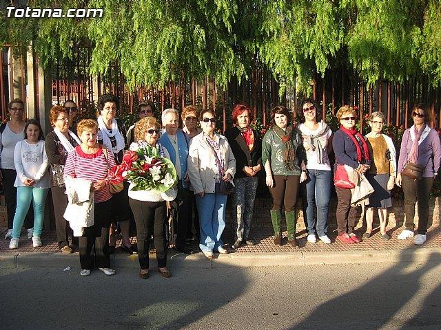Las actividades conmemorativas del Día Internacional Contra la Violencia de Género comenzaron ayer con una caminata urbana, Foto 1