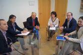 La Cámara de Comercio e Industria de Lorca ofrece colaboración institucional y asesoramiento técnico al tejido empresarial de Totana