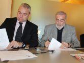 El ayuntamiento y el gremio de artesanos de Murcia promoverán la artesanía en Mazarrón