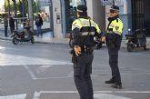 La Policía Local de Totana detiene a los presuntos autores de un delito de hurto en un almacén de hierros del municipio