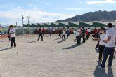 El equipo cartgenero de Los Barreros se impone en la cita de petanca juvenil en Mazarrón