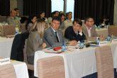 El alcalde de Alhama de Murcia asiste como ponente a las IV Jornadas de Turismo Residencia y habla sobre las grandes ventajas que ofrece la localidad para invertir