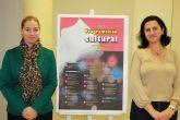 Carmen Posadas amadrina el 50 aniversario de la biblioteca municipal ´Gómez Jordana´