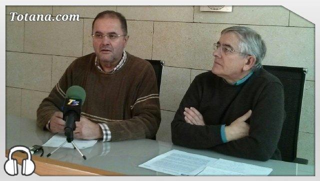 Rueda de prensa IU-verdes. Valoración Pleno noviembre 2013, Foto 1