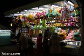 Las fiestas en honor a Santa Eulalia, patrona de Totana, arrancaron oficialmente el pasado viernes con la inauguración de la feria de atracciones - 1