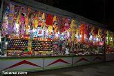 Las fiestas en honor a Santa Eulalia, patrona de Totana, arrancaron oficialmente el pasado viernes con la inauguración de la feria de atracciones - 7