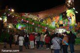 Las fiestas en honor a Santa Eulalia, patrona de Totana, arrancaron oficialmente el pasado viernes con la inauguración de la feria de atracciones - 11