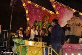 Las fiestas en honor a Santa Eulalia, patrona de Totana, arrancaron oficialmente el pasado viernes con la inauguración de la feria de atracciones - 18