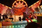 Las fiestas en honor a Santa Eulalia, patrona de Totana, arrancaron oficialmente el pasado viernes con la inauguración de la feria de atracciones - 19