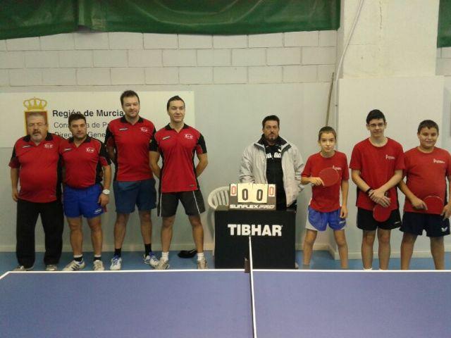 Resultados de los equipo del Club Totana TM este fin de semana 30 noviembre y 1 de diciembre, Foto 4